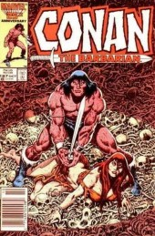 Conan the Barbarian Vol 1 (Marvel - 1970) -187- Resurrection