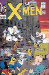Uncanny X-Men (The) (1963) -11- The triumph of magneto