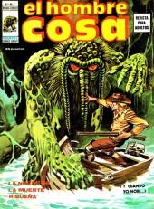 Hombre Cosa (El) -2- La noche de la muerte risueña