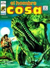 Hombre Cosa (El) -3- ¡Un hombre habita en el pantano!