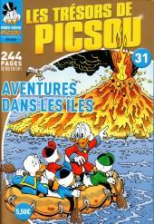Picsou Magazine Hors-Série -31- Les Trésors de Picsou - Aventures dans les îles
