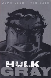 Hulk: Gray (2003) -INTa- Hulk: Gray
