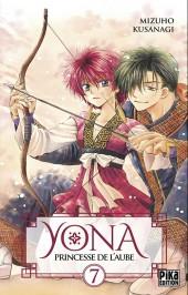 Yona, princesse de l'aube -7- Tome 7