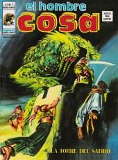 Hombre Cosa (El) -7- La torre del sátiro