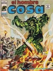 Hombre Cosa (El) -8- Arde un libro en Citrusville