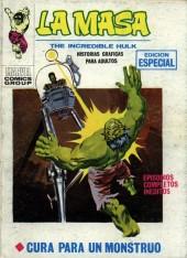 La masa (Vol. 1) -10- Cura para un monstruo