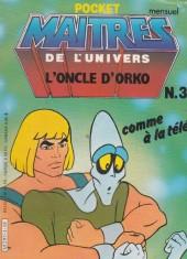 Maîtres de l'Univers (Euredif) -3- L'oncle d'orko