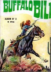 Buffalo Bill (Jeunesse et Vacances) -Rec03- Album N°3 (du n°7 au n°9)