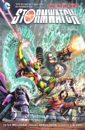 Stormwatch (2011) -INT2- Enemies of Earth