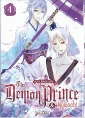 Demon Prince & Momochi (The) -4- Tome 4