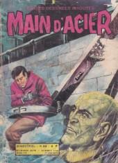 Main d'Acier (1re série - Gemini) -33- Echec et mat pour la F.E.A.R.