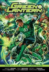 Green Lantern: War of the Green Lanterns (2011) -INT- War of the Green Lanterns