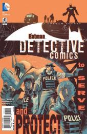 Detective Comics (2011) -41- Reunion