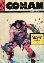 Conan (Super) (Mon journal) -Rec02- Album N°2 (du n°4 au n°6)