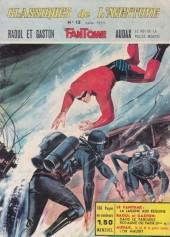 Les héros de l'aventure (Classiques de l'aventure, Puis) -13- Le Fantôme : La lagune aux requins