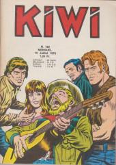 Kiwi -183- Le petit trappeur - Masque de cuir (2)