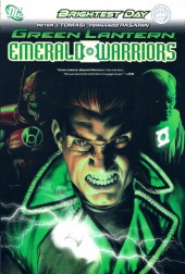 Green Lantern: Emerald warriors (2010) -INT- Green Lantern: Emerald warriors