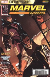 Marvel Universe (Panini - 2013) -11- Marvel : 100e anniversaire