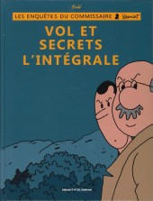Une enquête du commissaire Vaurient -INT- Vol et secrets - L'Intégrale