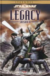 Star Wars - Legacy - Saison II -4- Un unique empire