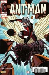 Ant-Man -11/2- Travail de fourmi