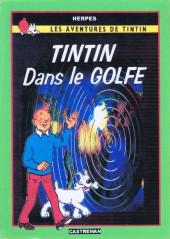 Tintin - Pastiches, parodies & pirates - Tintin dans le Golfe