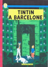 Tintin - Pastiches, parodies & pirates - Tintin à Barcelone