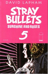 Stray Bullets: Sunshine & Roses (2015) -5- Three cheers for roses
