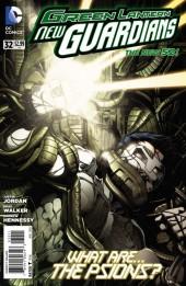Green Lantern: New Guardians (DC Comics - 2011) -32- Body Snatchers