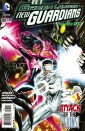 Green Lantern: New Guardians (DC Comics - 2011) -33- The Makers
