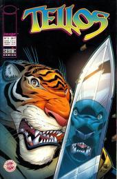 Tellos (Semic Comics) -3- Tellos US 5-6 - Jeunesse de Serra 1