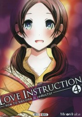 Love Instruction - How to become a seductor -4- Volume 4