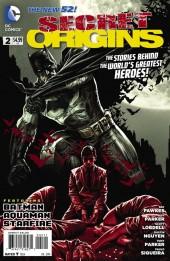 Secret Origins (2014) -2- The Man in Shadow