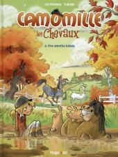 Camomille et les chevaux -5- Une superbe balade