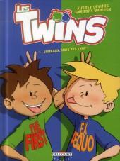 Les twins -1- Jumeaux mais pas trop !