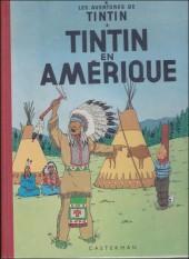 Tintin (Historique) -3B27- Tintin en Amérique