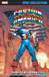 Captain America Epic Collection (2014) -INT16- Streets of Poison