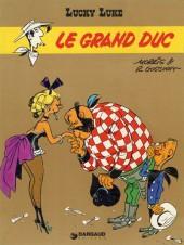 Lucky Luke -40a83- Le grand duc