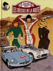 Les enquêtes auto de Margot -2a2011- Les Déesses de la route