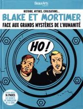 Blake et Mortimer (Divers) - Histoire, mythes, civilisations... Blake et Mortimer face aux grands mystères de l'Humanité