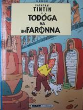 Tintin (en langues régionales) -4Gaélique i- Todóga na bhFaronna