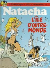 Natacha -10b- L'ile d'outre tombe