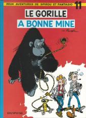 Spirou et Fantasio -11f01- Le gorille a bonne mine