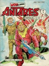 Antarès (Mon Journal) -70- Le requin blanc