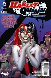 Harley Quinn (2014) -8- Pies in the Skies