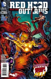 Red Hood and the Outlaws (2011) -34- Lost and Found
