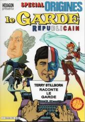 Le garde républicain -4A- Héros / Les origines du Garde Républicain