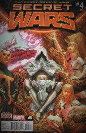 Secret Wars (2015) -4- All The Angels Sing, All The Devils Dance