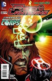 Red Lanterns (2011) -33- Atrocities, Part 2 of 4: Old Battles