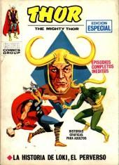 Thor (Vol.1) -8- La historia de Loki, el Perverso